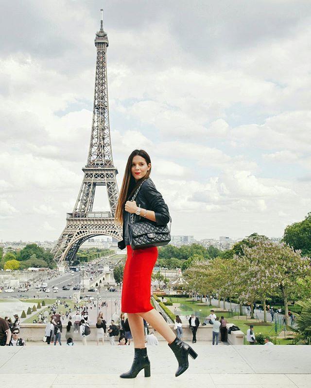 Irene Colzi - Irene's Closet @ireneccloset Instagram photos   Websta red dress