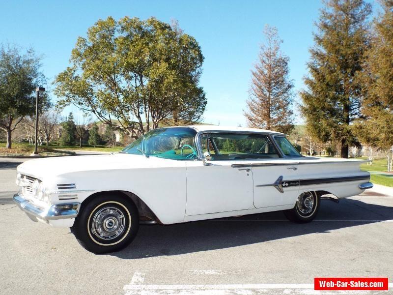 1960 Chevrolet Impala 4 Door Sport Sedan Chevrolet Impala Forsale Unitedstates Chevrolet Impala Cars For Sale 1960 Chevy Impala