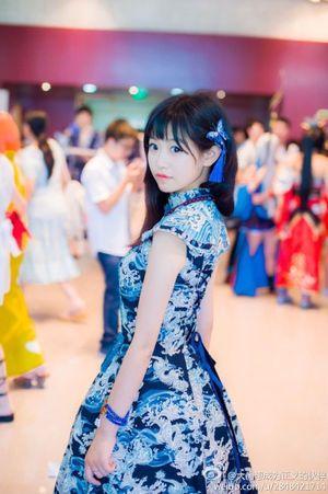 311b55ad920f5 チャイナドレスイメージのロリィタファッション「Qi Lolita」 - NAVER まとめ
