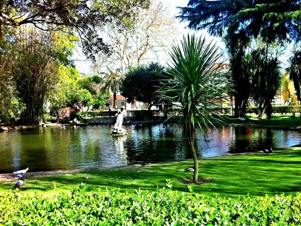 Jardim da Estrela in Lisboa