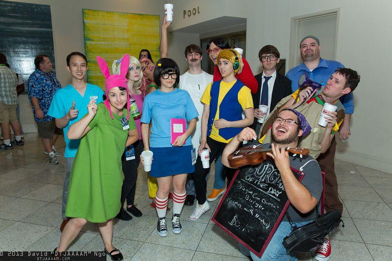 s cosplay Bob burgers