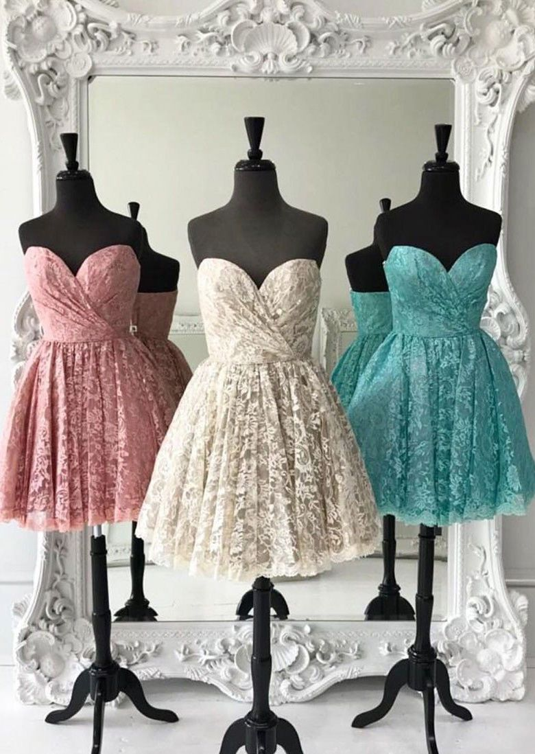 A line homecoming dresses light blue homecoming dresses short