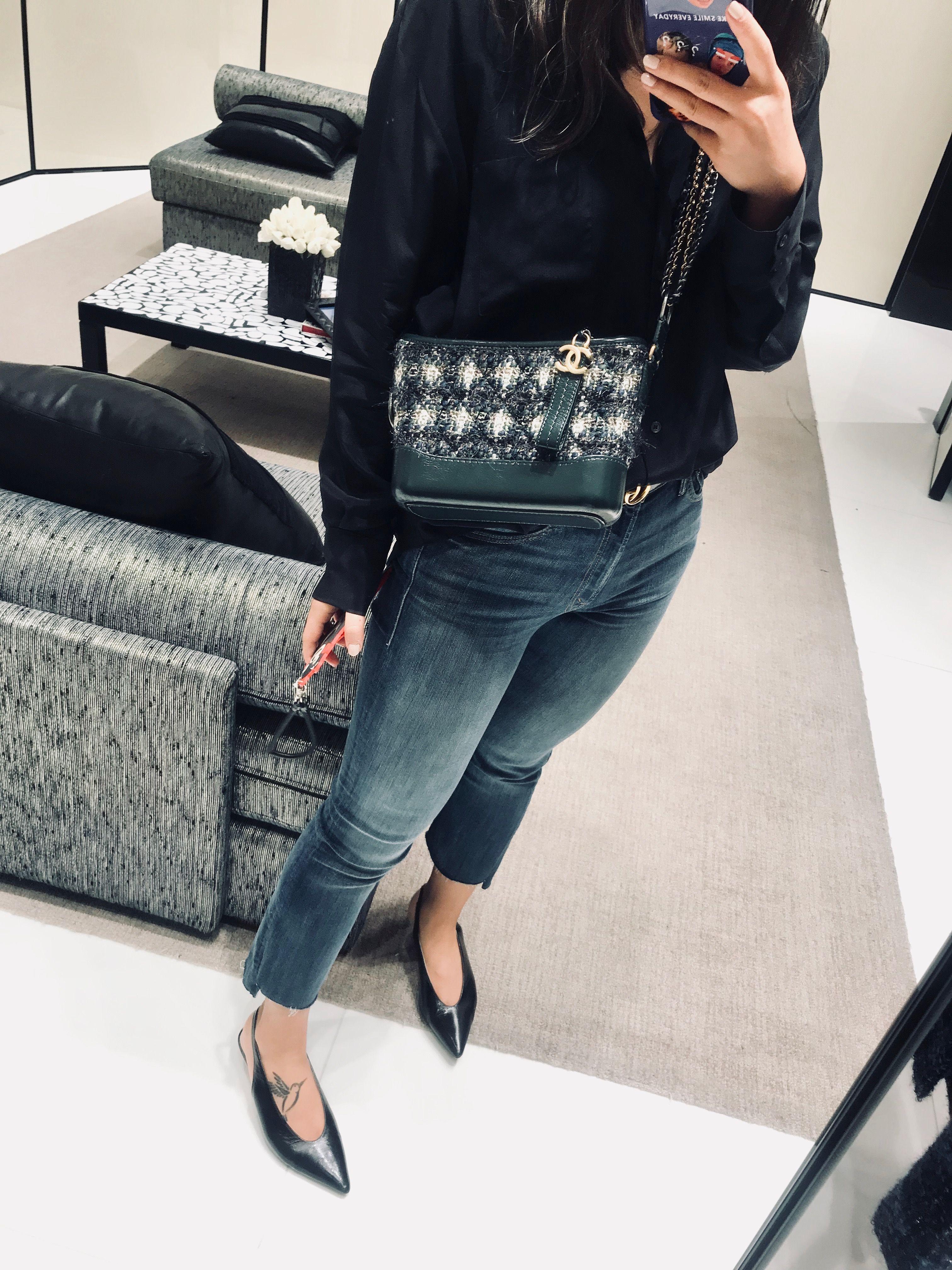 e02d3838a6b22c Chanel Gabrielle Bag - 2018.9.13 | Designer Handbag Collection ...