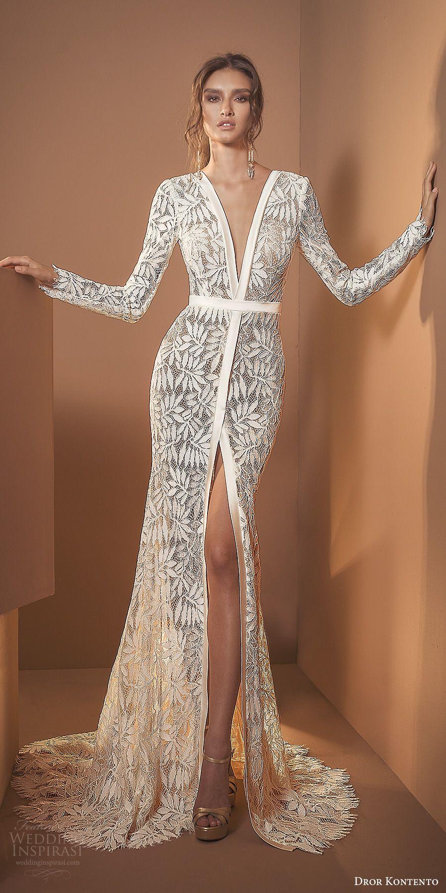 "Dror Kontento 2020 Wedding Dresses — ""Desert Spiri"