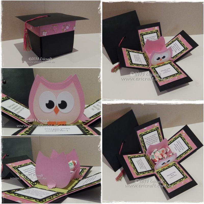 explosion box card   ... explosion, explosion card ...