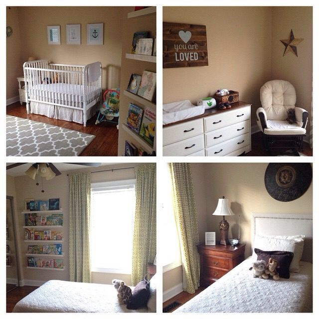 Here Are The Gender Neutral Rooms We Prepared For Foster Children One Is A Nursery And The Other Is For A T Foster Care Bedroom Fostering Children Foster Baby