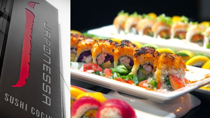 Onessa Sushi Cocina Http Www Downtown Restaurants