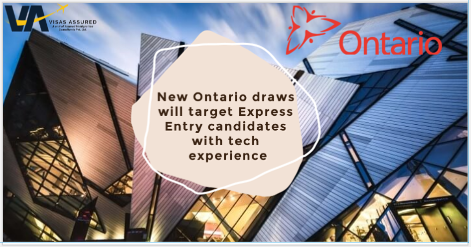 New Ontario Draw Will Target Applicants With Tech Experience For Express Entry Information And Communications Technology Software Engineer Federal Skilled Worker