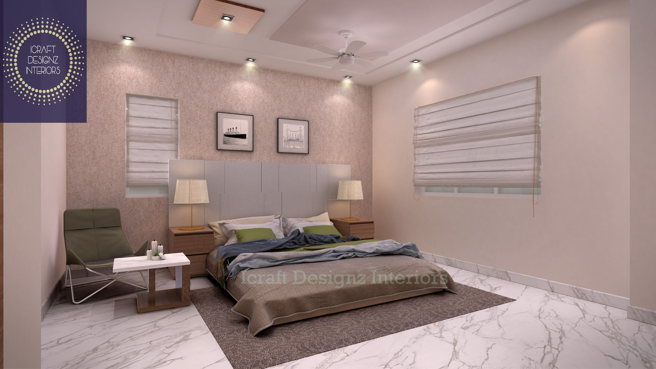 Pin by Icraft designz and interiors on 3D designers in ...