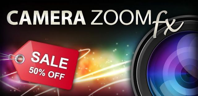 The Best Camera App For Android Camera Zoom Fx Now Half Off Go
