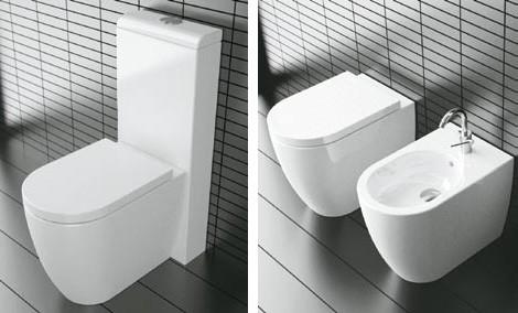 kobe designs pictures modern bathroom from cielo - Modern Bathroom Toilet