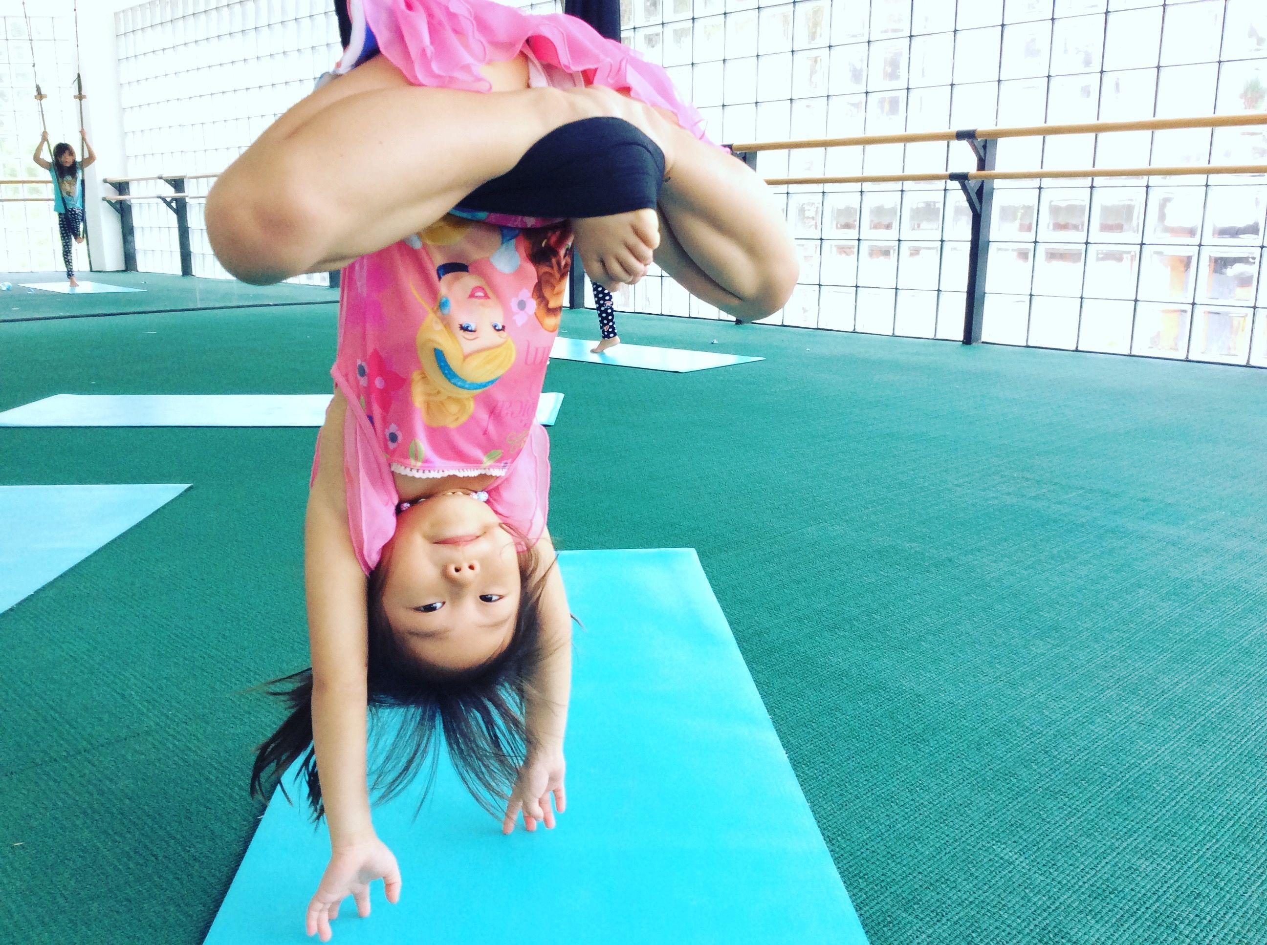 Kids Yoga Aerial Fun Yoga For Kids Aerial Yoga Yoga