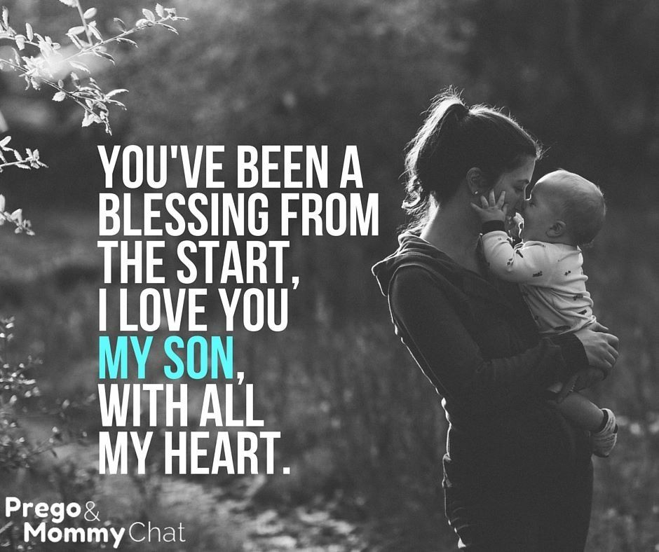 Mother Son Quotes Best Pinaubrey Hill On So True  Pinterest  Sons Parents And Babies