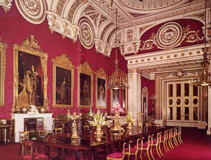 buckingham palace christmas decorations - Google Search ...