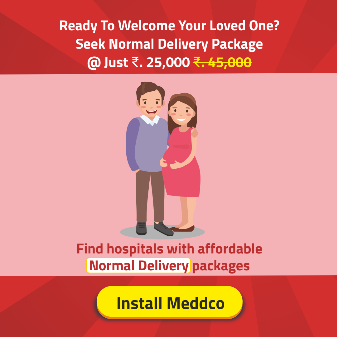 Find affordable Normal Delivery packages here