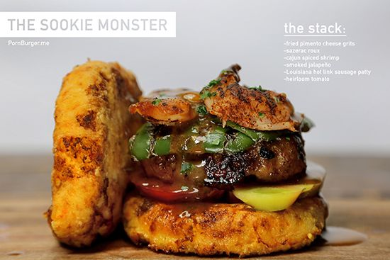 The Sookie Monster Burger