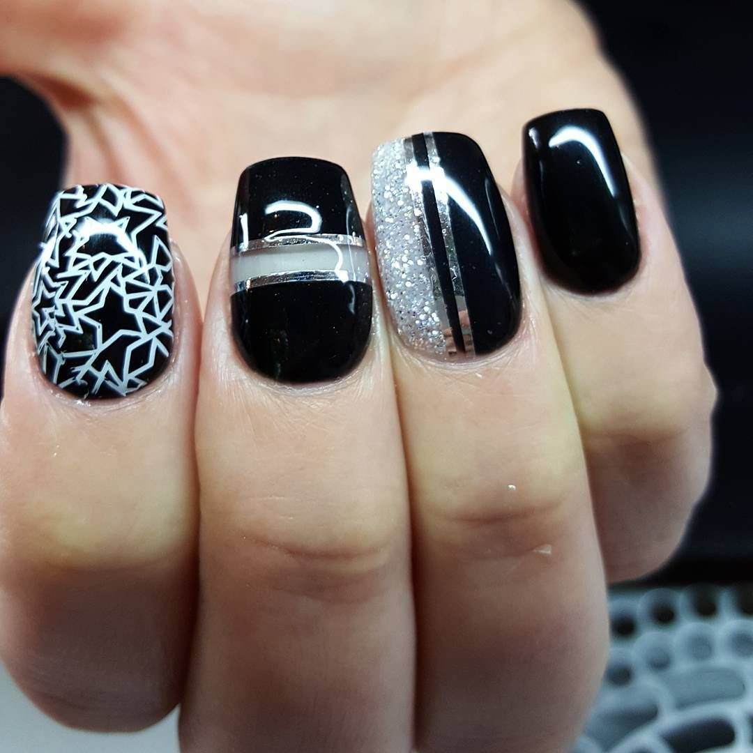 Nail shape 06 types that every manicure should know Page