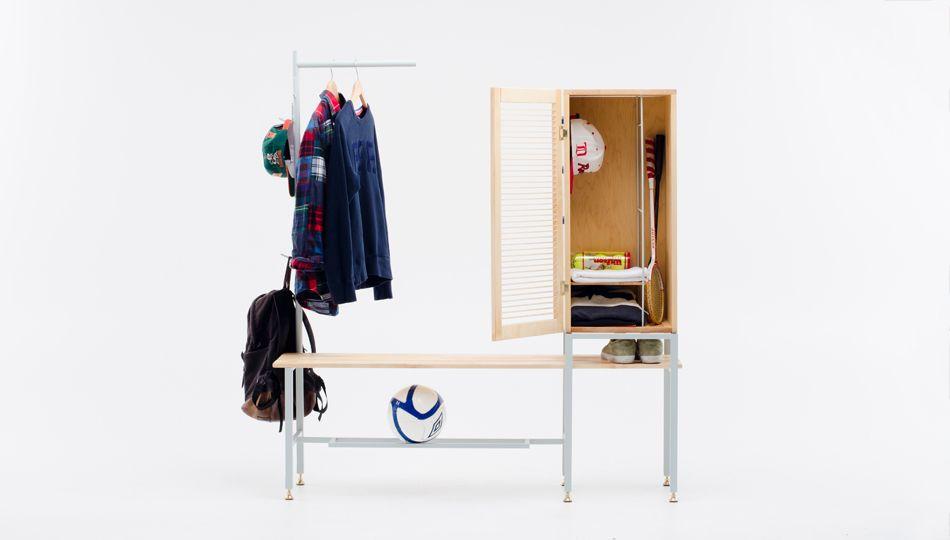 Tom Chung | Locker room