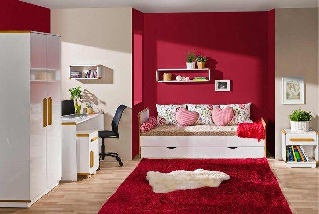 Dormitorio juvenil habitaciones de mis sue os for Habitaciones juveniles pinterest