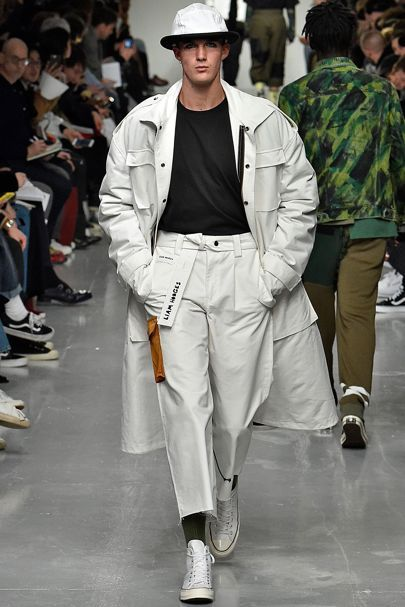 Liam Hodges Autumn Winter 2017 Mens