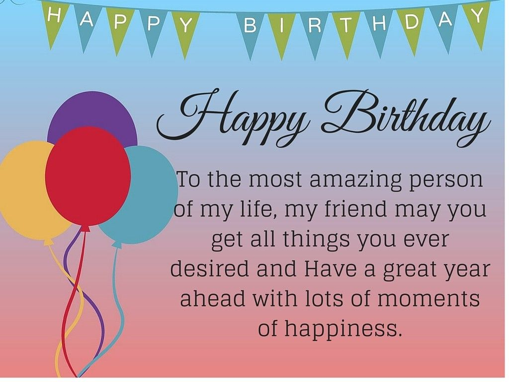 Birthday quotes for friend funny best happy birthday