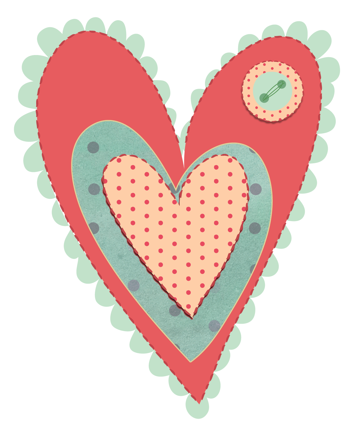 heart clipart - Google Search | Clipart - Valentine's Day ...