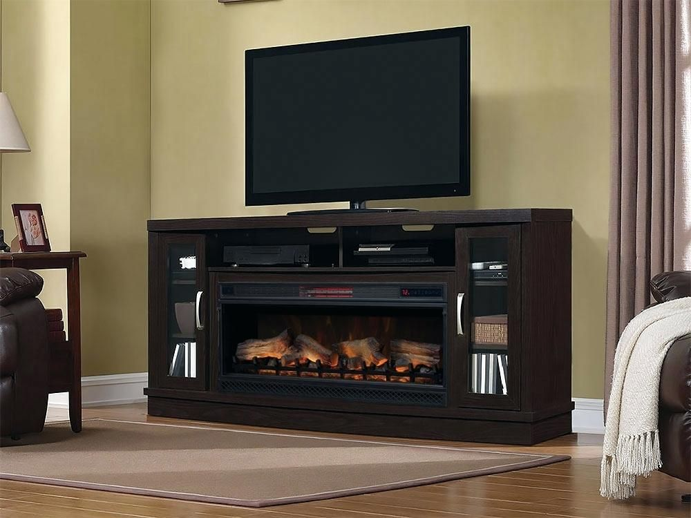 Fancy Electric Fireplace Tv Stand Pictures Best Of Electric Fireplace Tv Stand For Hutchinson Infrared Electric