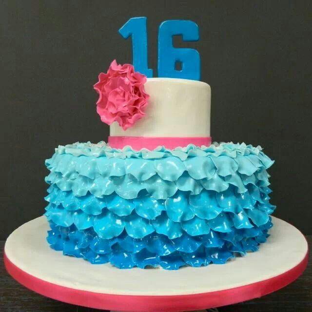 cake boss sweet 16 birthday cake - Google Search DESSERT ...