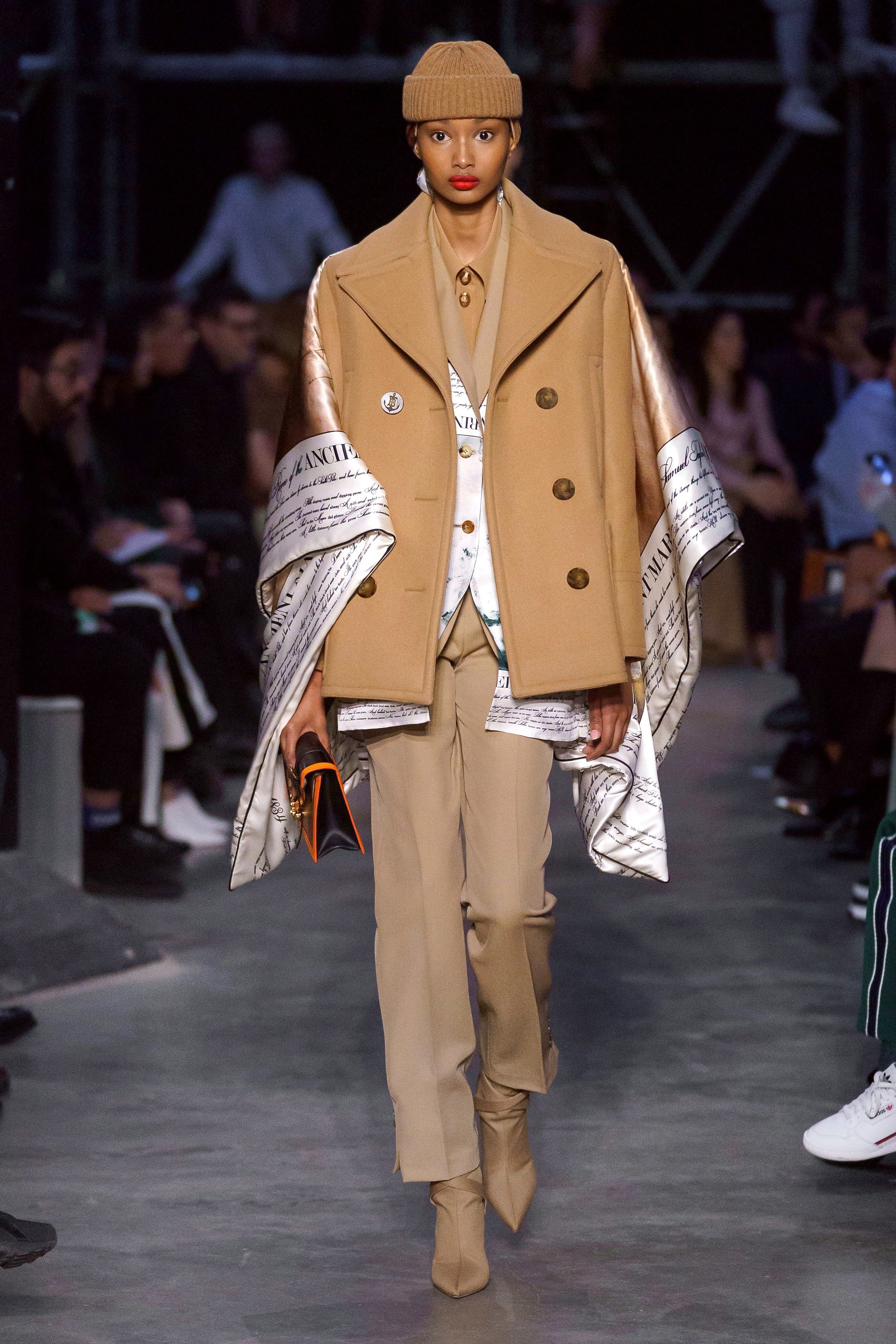 Burberry Fall 2019 Menswear Fashion Show Collection See