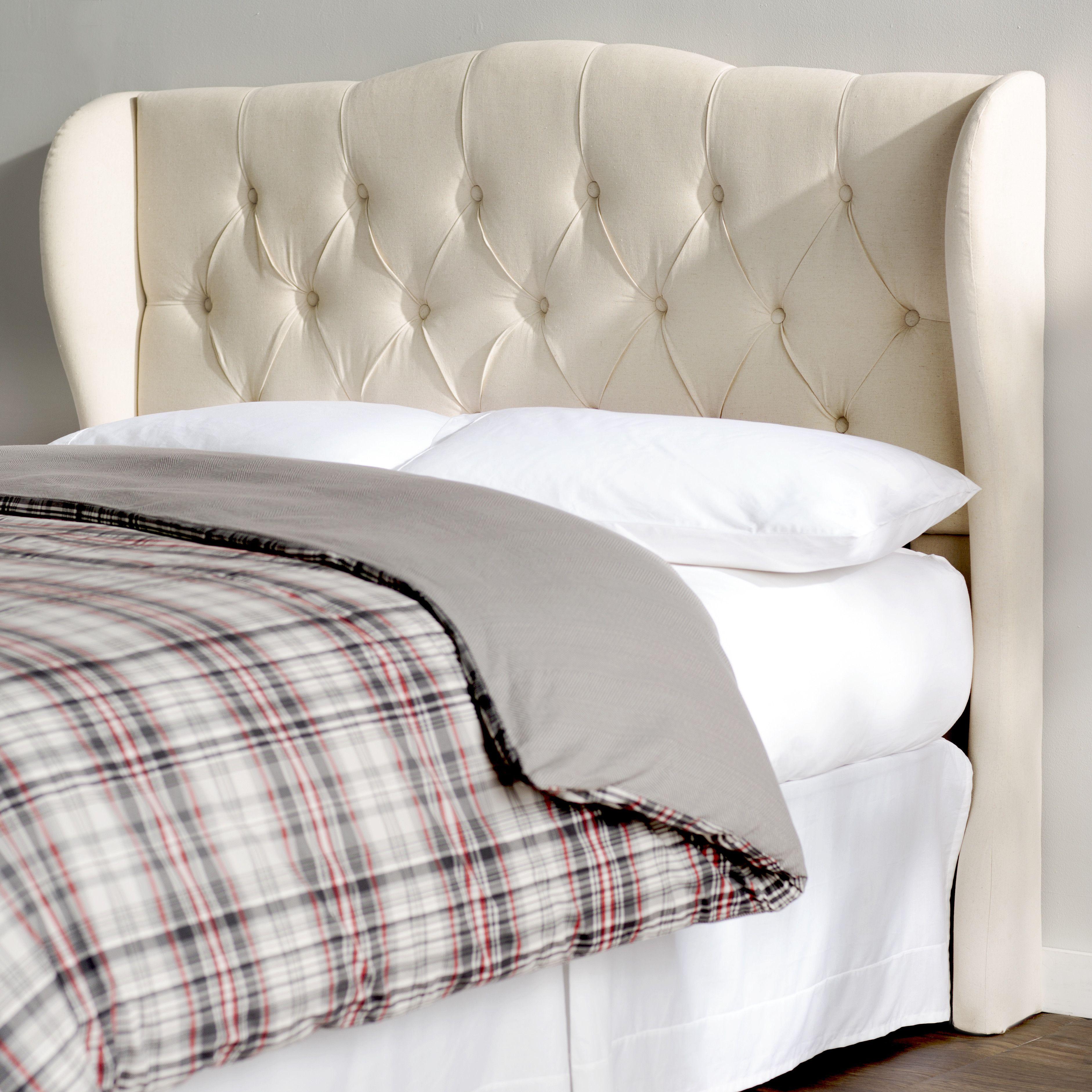 grey wayfair club size cumadrid online platform headboard fabric bed headboards upholstered for tufted metal king