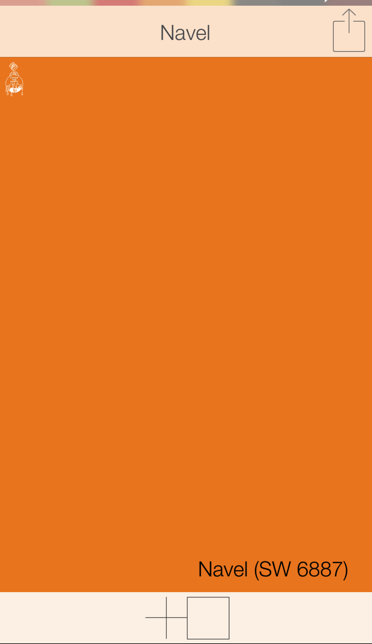 Orange Front Door Colors Navel Sw 6887 Sherwin