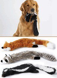 Ethical Plush Skinneeez Fox 24 Inch Stuffingless Dog Toy Reviews