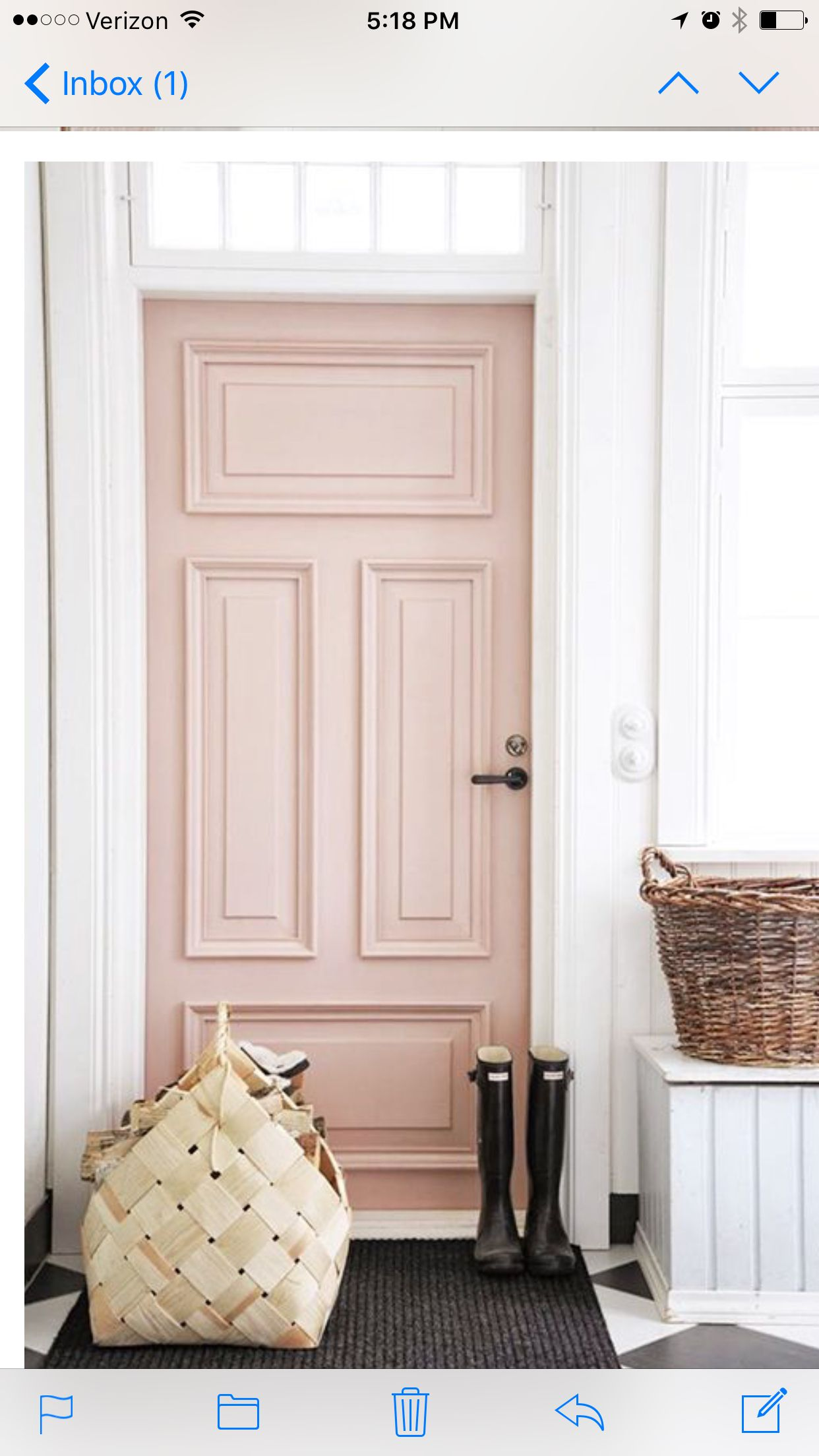 Farben des wohnraums 2018 must find new door  diy home ideas in   pinterest  haus