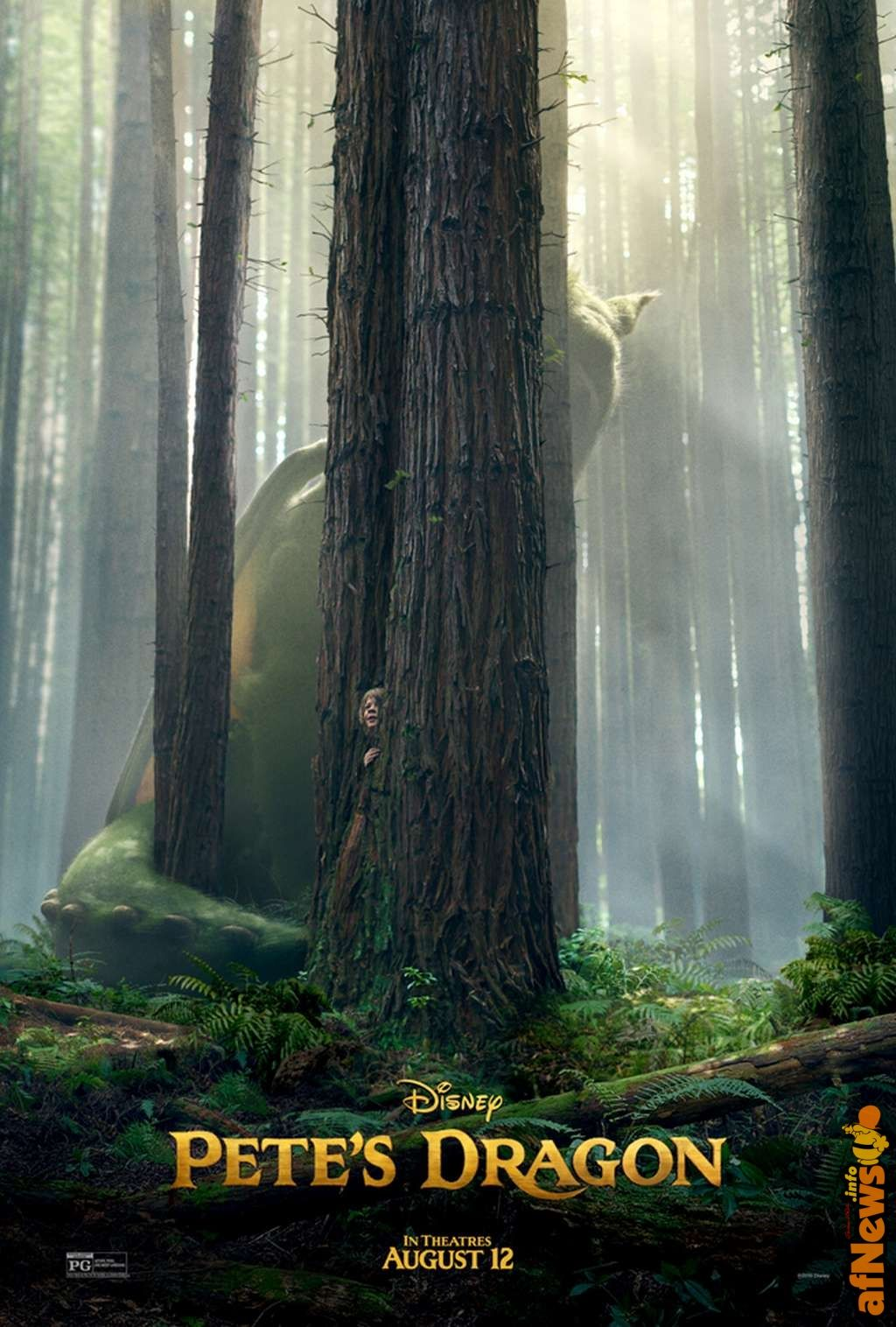 [afnWS] Disney Releases Pete's Dragon Still and Motion Posters - http://www.afnews.info/wordpress/2016/02/19/afnws-disney-releases-petes-dragon-still-and-motion-posters/