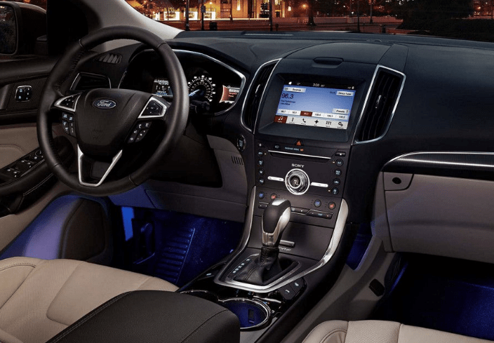 2019 Ford Edge Specs And Release Date Ford Edge 2019 Ford Ford