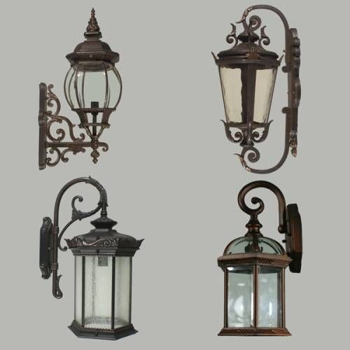 Lovely Antique Outdoor Wall Lighting