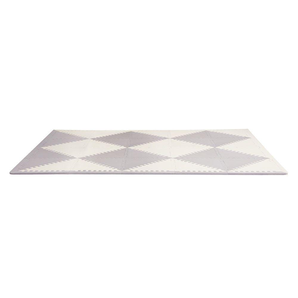 Skip hop playspot geo foam floor tiles cream grey mini skip hop playspot geo foam floor tiles cream grey doublecrazyfo Gallery