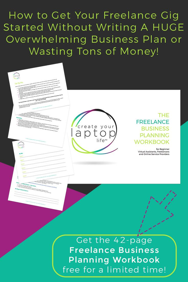 The Freelance Business Planning Workbook. How to start your own ...