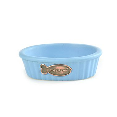Ceramic Bowl Meow Turquoise Bailey Bella Pet Valu Us Food Animals Pet Store Pets