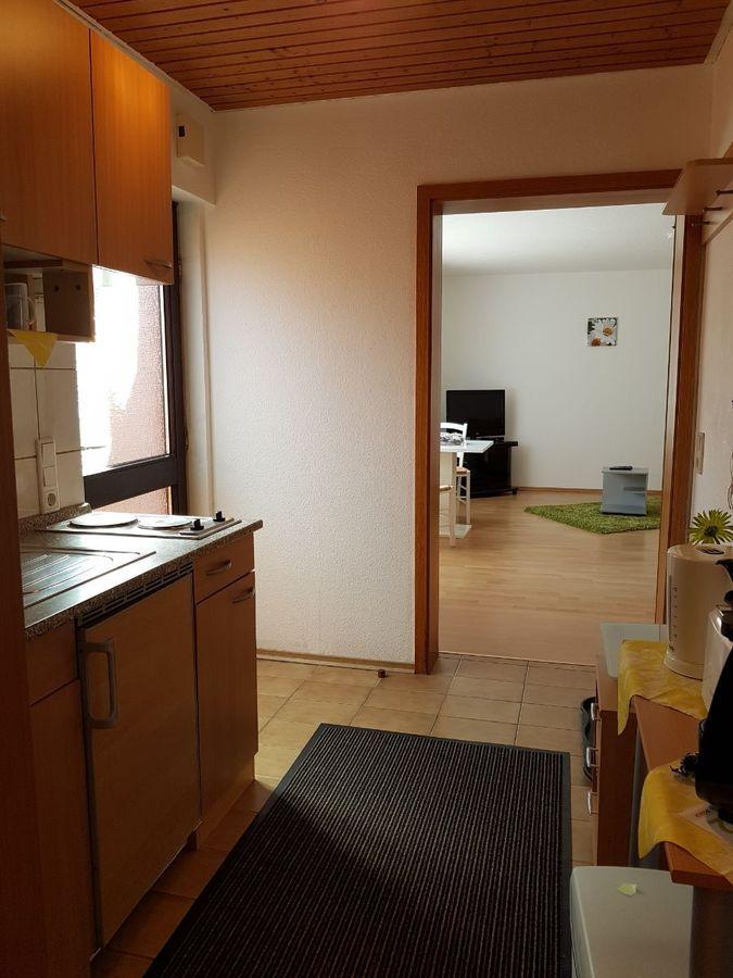 Fewostay.de Schöne Einzimmerwohnung mit Küche und