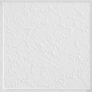 Armstrong Ceilings Grenoble 1 Ft X 1 Ft Clip Up Or Glue Up Fiberboard Ceiling Tile In White 40 Sq Ft Case 258g The Home Depot In 2020 Armstrong Ceiling Ceiling Texture Ceiling Tiles