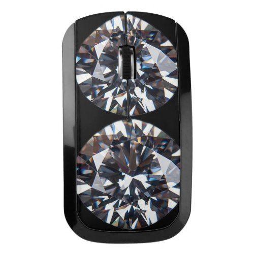 Two Diamonds Wireless Mouse