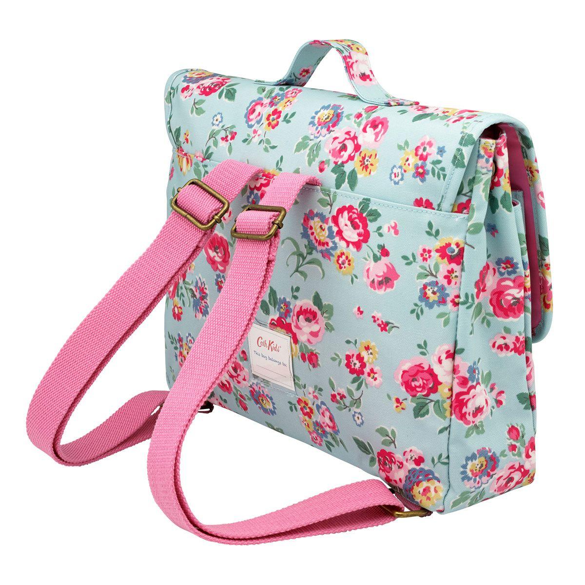 Wells Rose Kids Satchel Backpack Kids Bags Cathkidston Kids In