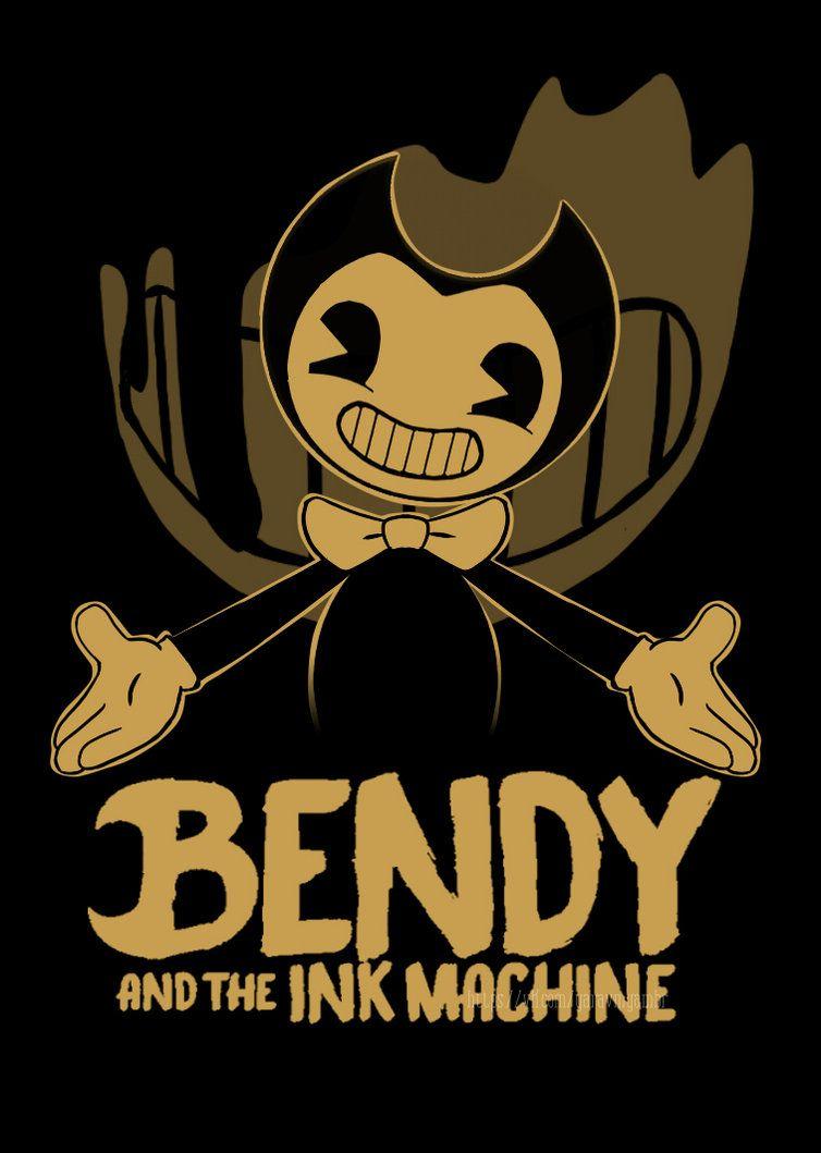 Bendy Batim Bendy And The Ink Machine Creepy Cute Ink