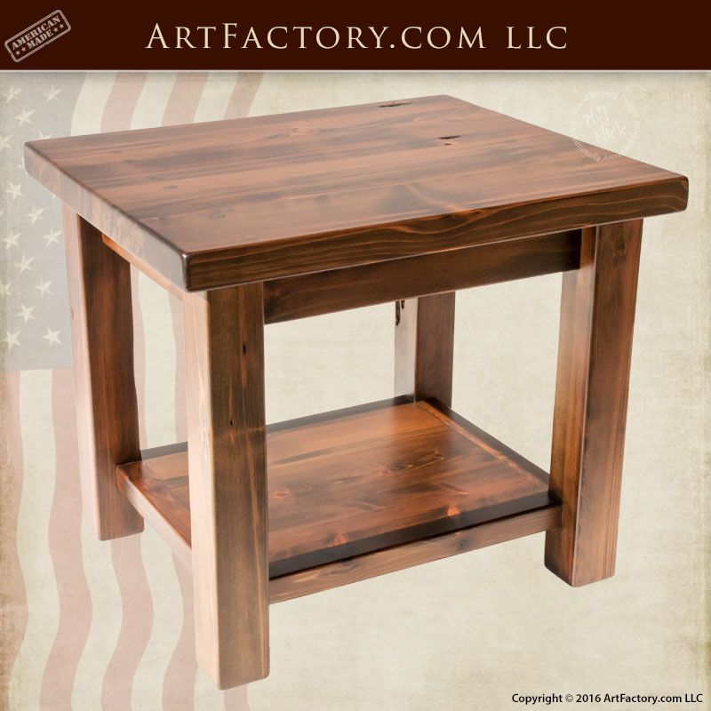 Merveilleux Plain And Simple Solid Wood Table, Custom Furniture   ETPS700