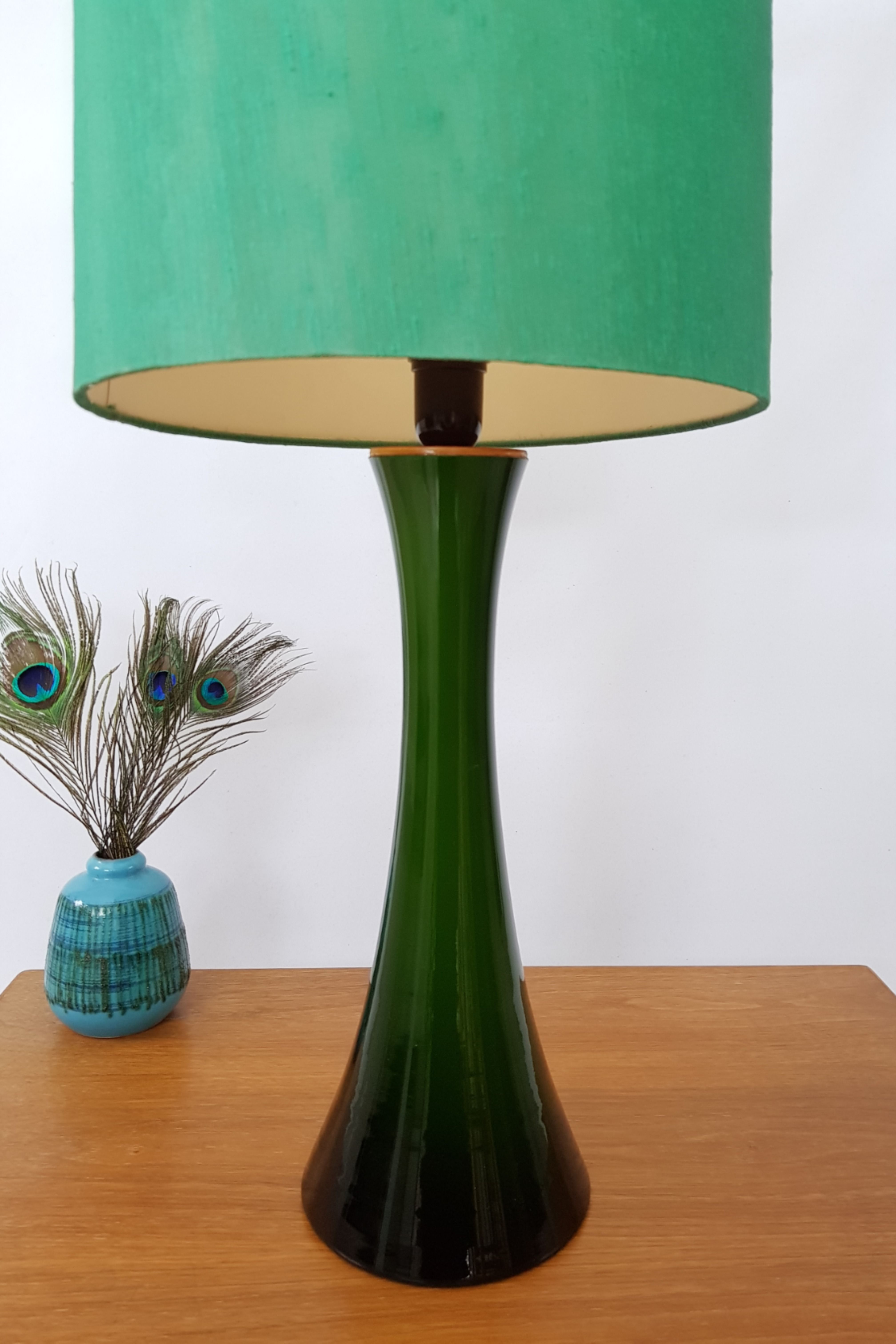 Beautiful Glass Table Lamp Designed By Berndt Nordstedt For Bergboms Sweden Holmegaard 1960s Mid Century Modern Scandinavian Design In 2020 Lamp Table Lamp Design Tall Table Lamps