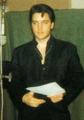 Elvis had a soundtrack recording session in Nashville from 10.15 p.m. to 3.30 a.m. for Harum Scarum 2-25-65