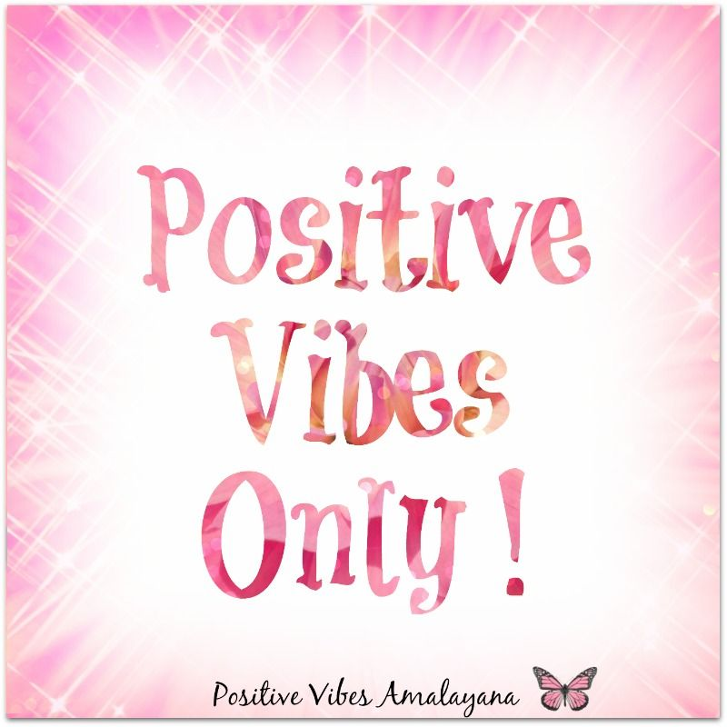 Keep Your Circle Positive Good Vibes Only