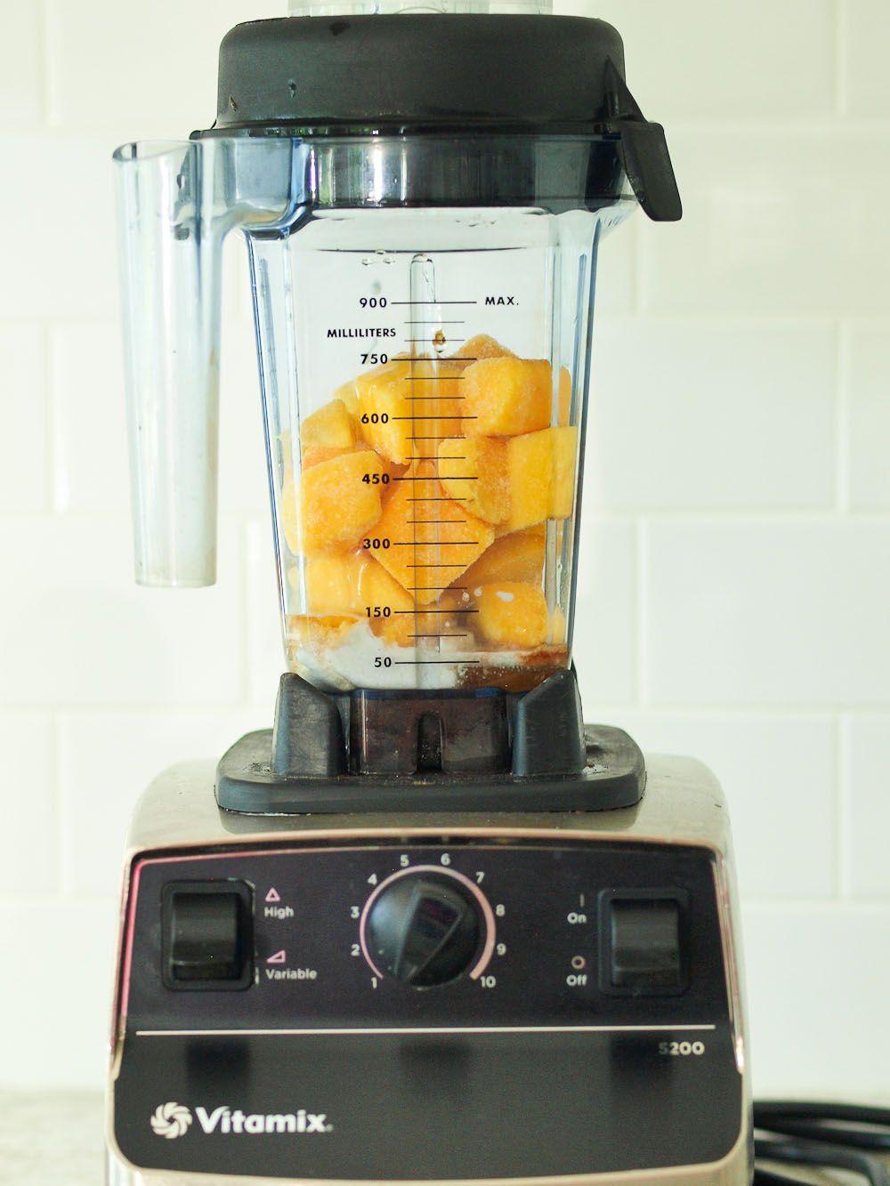 5minutecreamymangoicecream with images mango ice