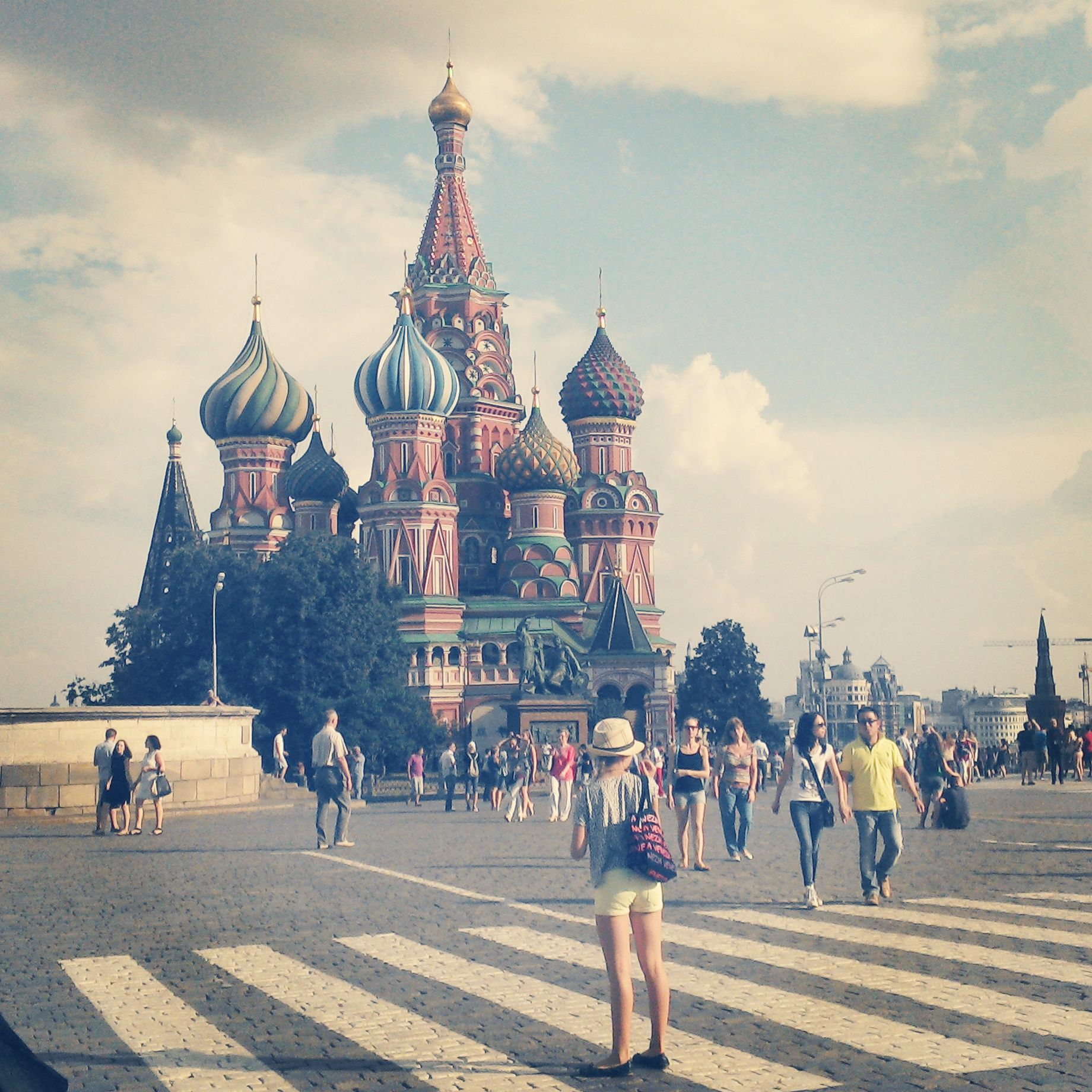 The Kremlin- Moscow, Russia